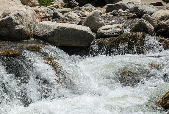 Eigenes Quellwasser