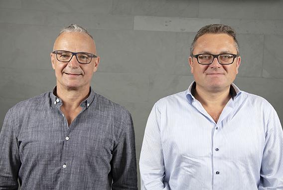 Markus Freuler und Peter Frei
